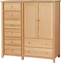 Shaker Armoire