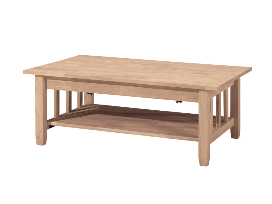 Mission Lift Top Coffee Table Unfinished Furniture Outlet Sanford Nc