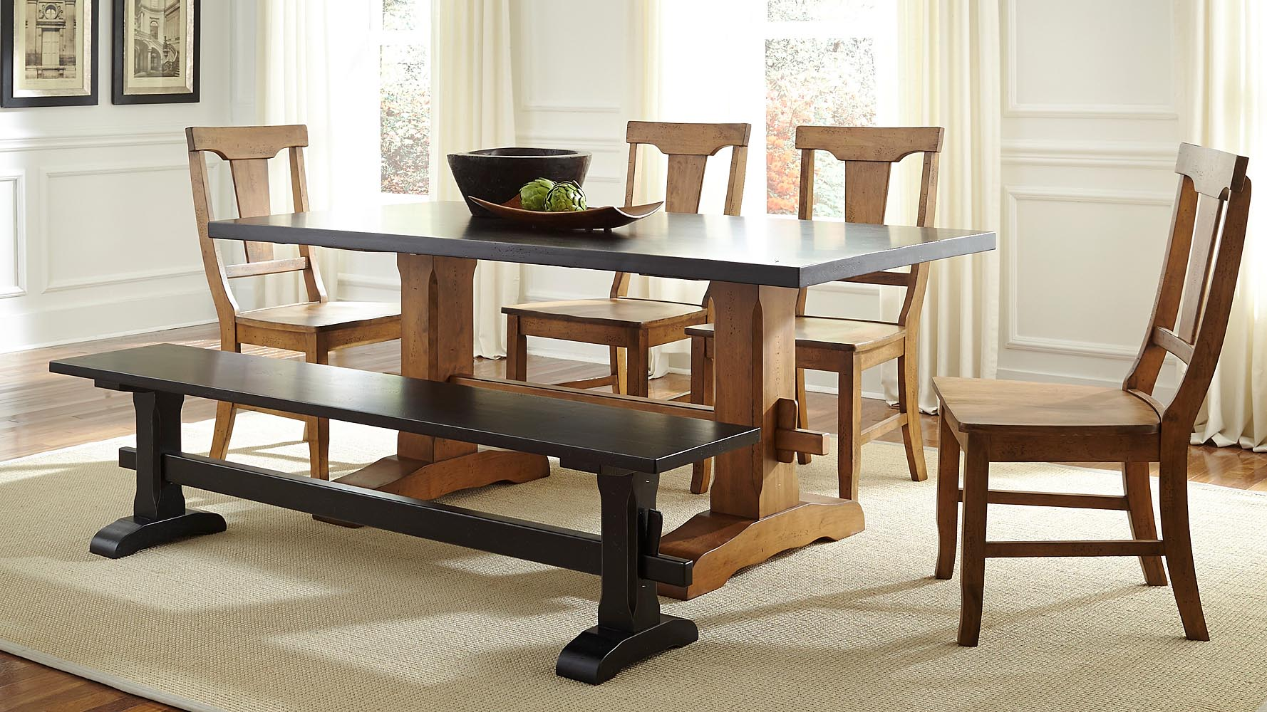 Unfinished Furniture Outlet Specials. Solid Wood Dining Room
