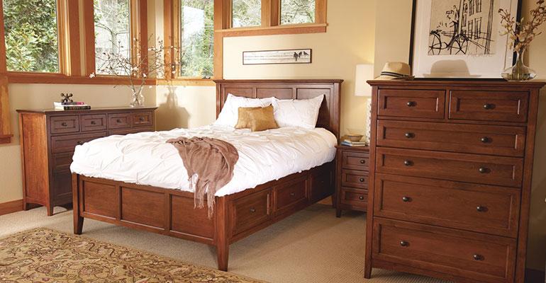 Unfinished furniture outlet - Unfinished solid wood bedroom furniture ...