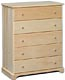 Hillside 5 Drawer Chest