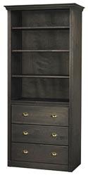 Unfinished Bookcases Unfinished Furniture North Carolina
