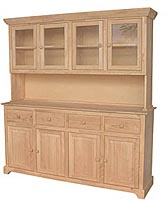 Hutches Buffets And Cupboards