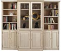 Bookcase Group w/ Glass Doors