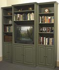 3 pc. Bookcase Group
