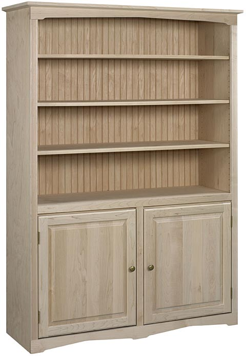 Bookcases with Doors Unfinished Furniture OutletSanford NC – Bookcases Unfinished